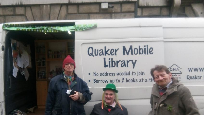 Replace our mobile library