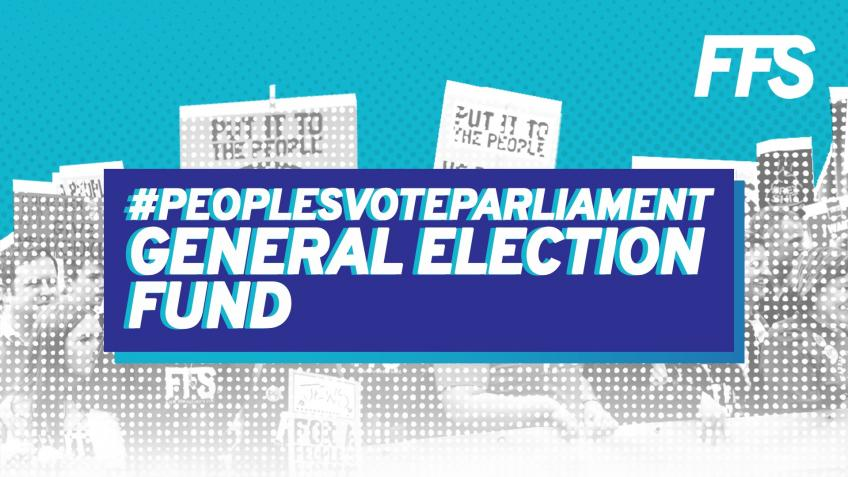 People's Vote - Youth General Election Fund!