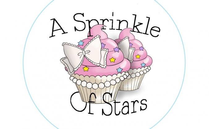 A sprinkle of stars image