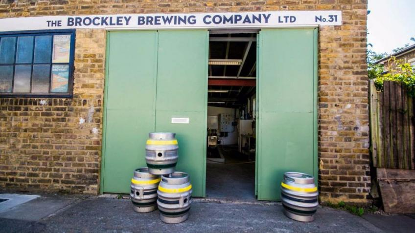 Join Brockley's Beer Revolution! Build A New Bar!