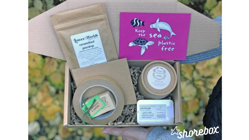 A subscription box to help you reduce plastic