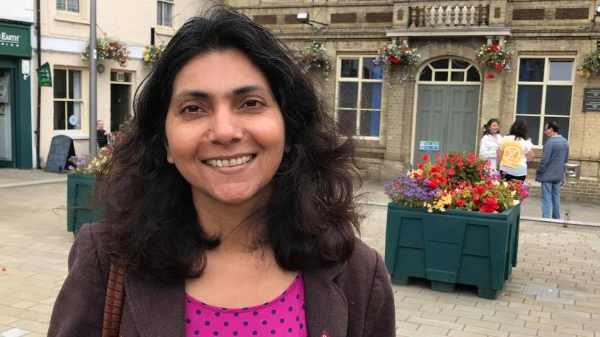 Pallavi Devulapalli • South West Norfolk Greens