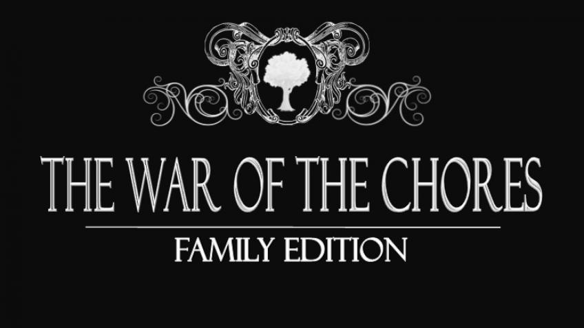 The War of chores, Family Edition