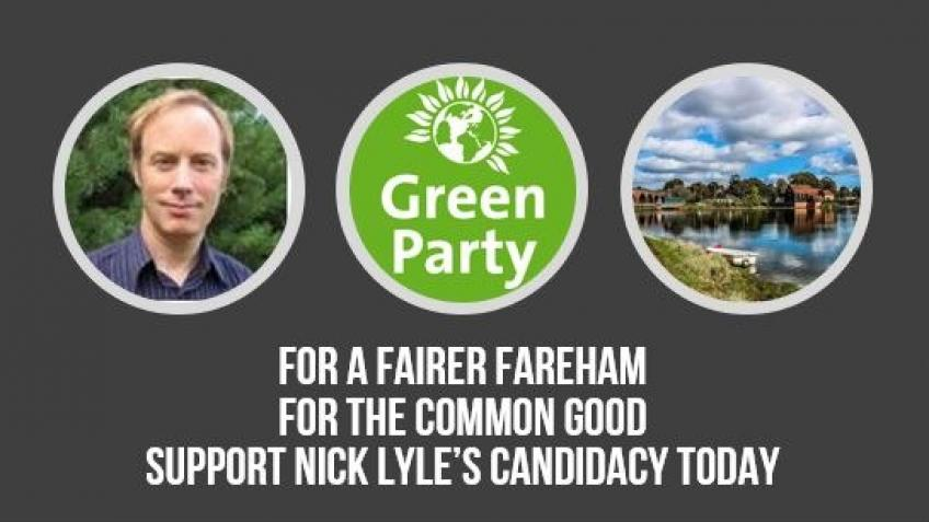 Fareham Green Party Election Campaign