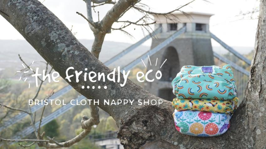 The Friendly Eco - Bristol Cloth Nappy Shop