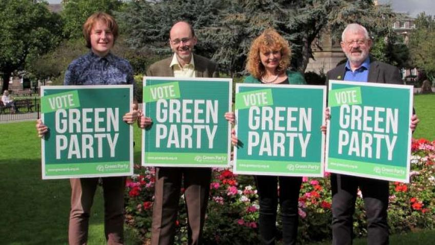 Elect a Green MP for Wirral