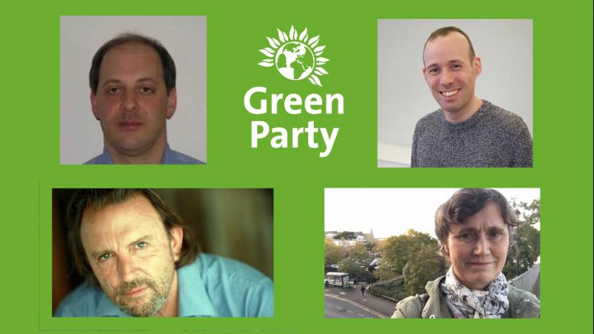 East Berkshire Green Party Election Fundraiser