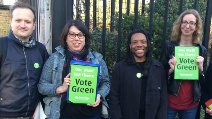 Turn Haringey Green - 2019