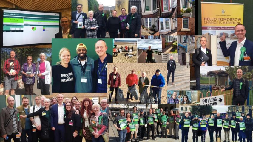 South Tyneside Greens - 2019 General Election Fund