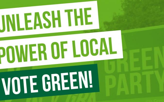 Fighting fund for east staffs green party image