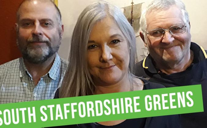 2019 south staffordshire green party candidate image