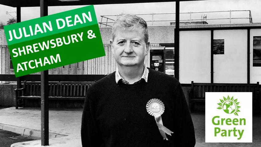 Julian Dean's Campaign for Shrewsbury & Atcham