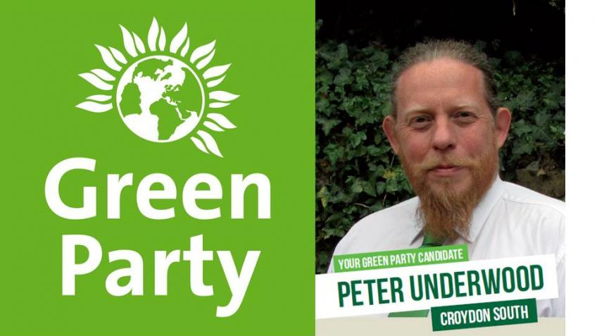 Green Party general election 2019 Croydon & Sutton