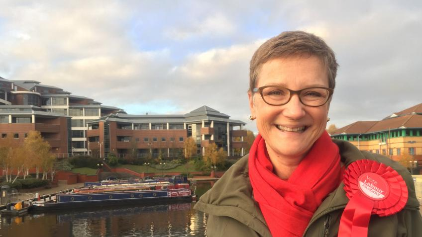 Dudley South campaign fund - elect Lucy Caldicott