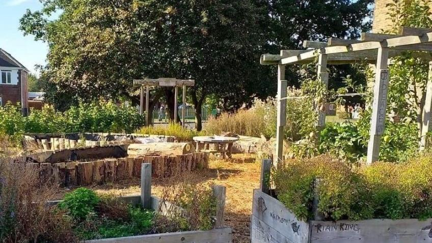 The St Pauline's Garden Project