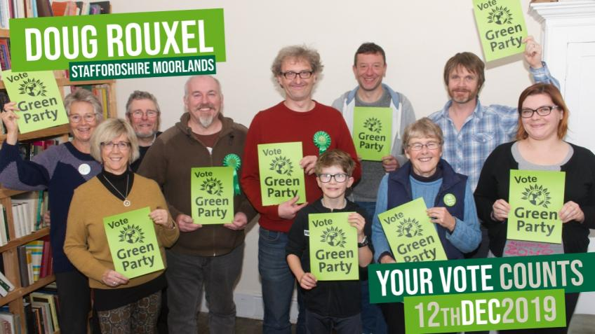 A Green Voice for The Staffordshire Moorlands
