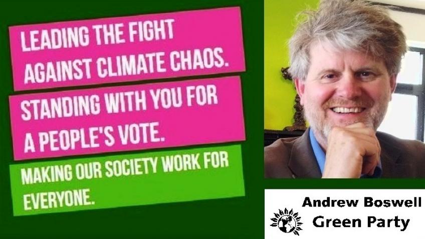 Andrew Boswell for a Green Voice for Broadland