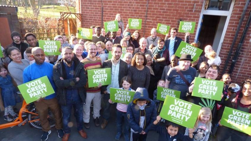 Leeds Green Party election campaign fund