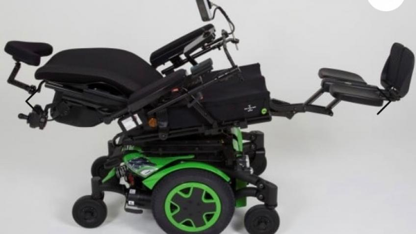 A Wheelchair (to The Moon!)