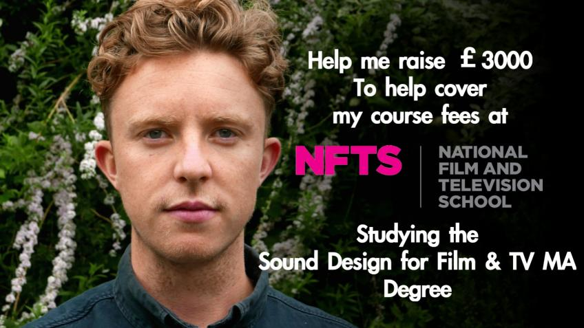 Help Oliver study at the National Film & TV School