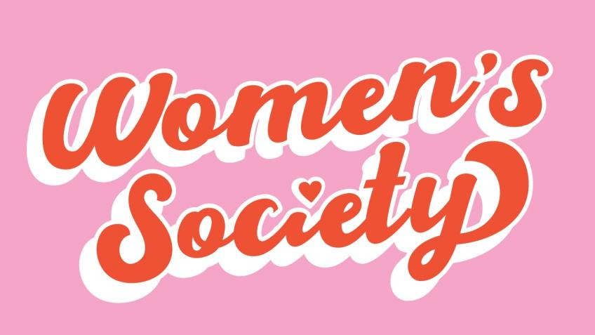 Help Women's Society grow!