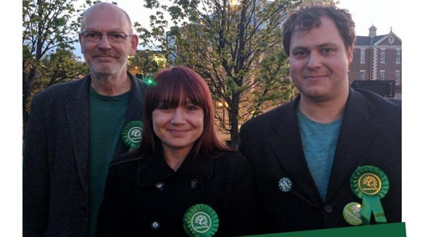 Help to elect green MPs in Sunderland!