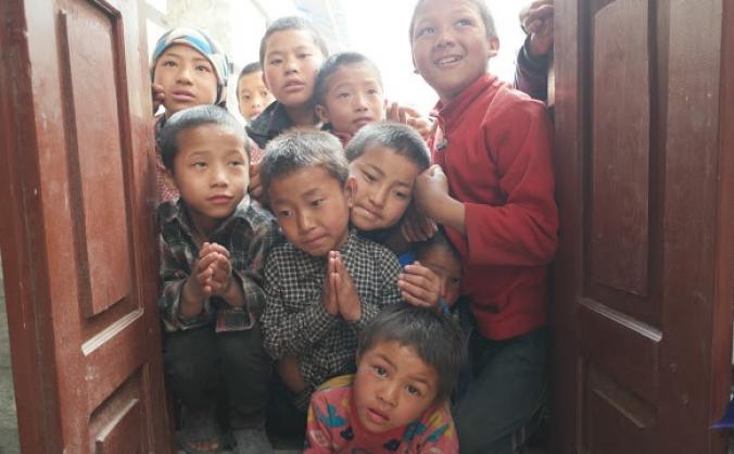 Ghap school fundraising image