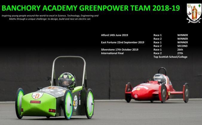 Banchory greenpower image