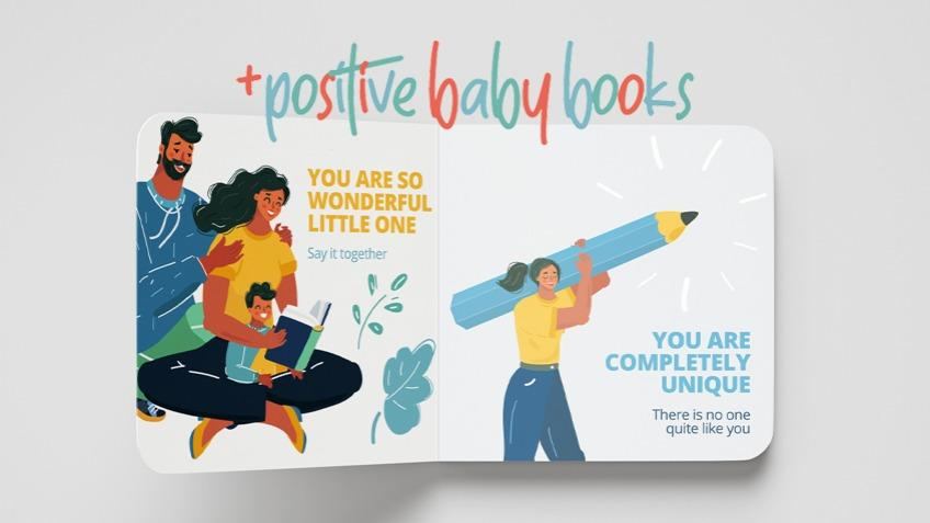 +Positive Baby Books