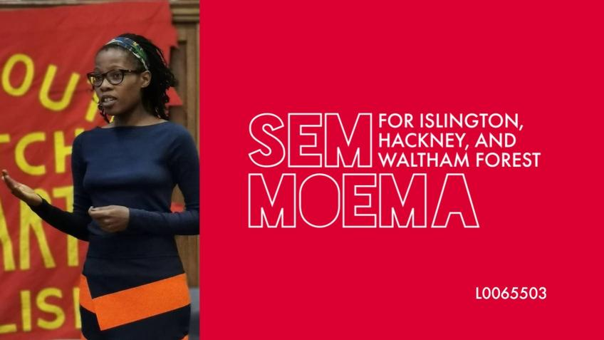 Sem for Islington, Hackney and Waltham Forest
