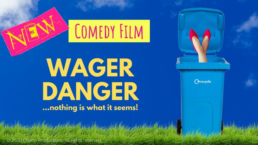 Wager Danger - A recycling battle comedy