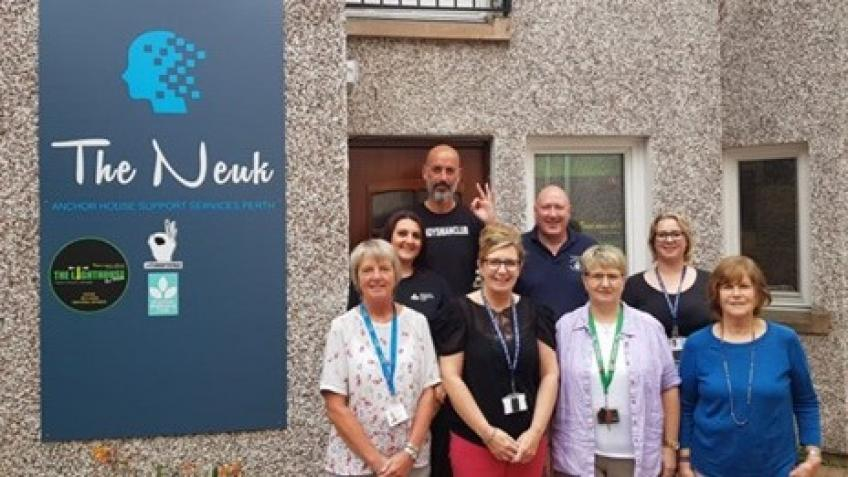 The Neuk- Mental Wellbeing and Crisis hub Perth