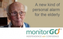 MonitorGO a better personal alarm for the elderly