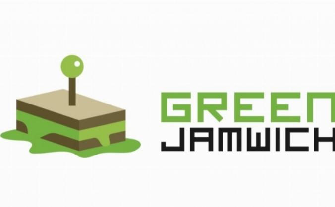 Green jamwich image