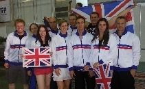 Help fund GB Savate World Championships Team Kit