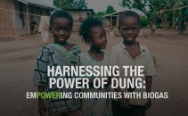 CREATIVenergie: Harnessing the Power of Dung