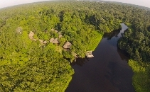 SAVE INDIGENOUS AMAZON CULTURE IN THE RAINFOREST