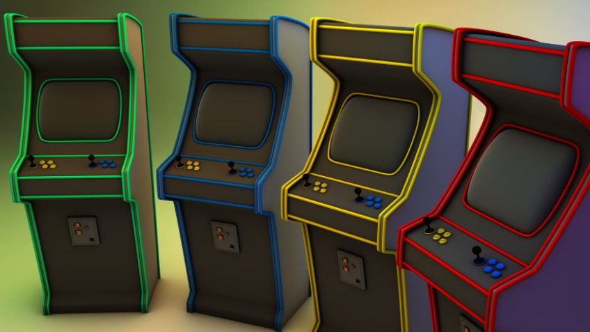 Retro Gaming Arcade - £30,000 already secured!