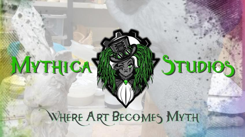 Mythica Studios Art Workshop Project