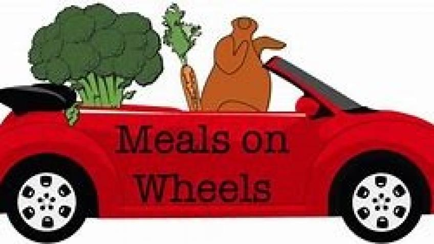 Healthy Meal Deals on Wheels.