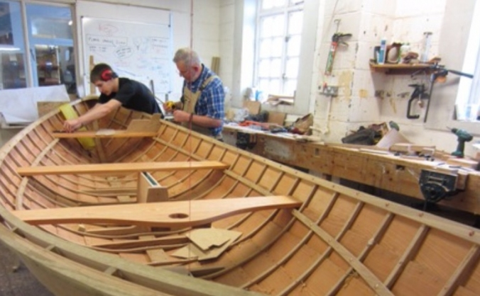 Boat building academy 2016 image