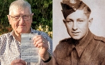 Help WWII Hero Pay Council Fine