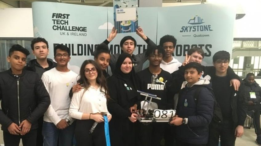 Pimlico Academy: Journey to FTC national success.