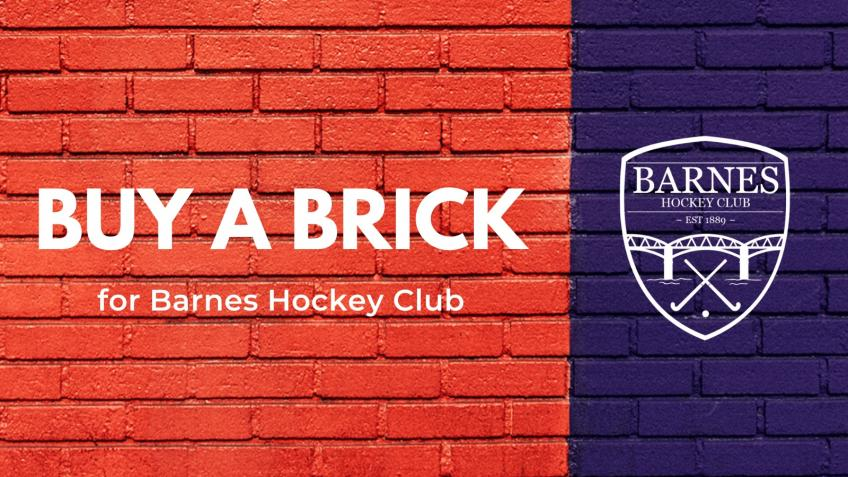 Buy A Brick for Barnes Hockey Club!