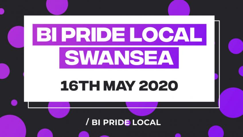 Make Bi Pride Local / Bi Fest Wales Free!
