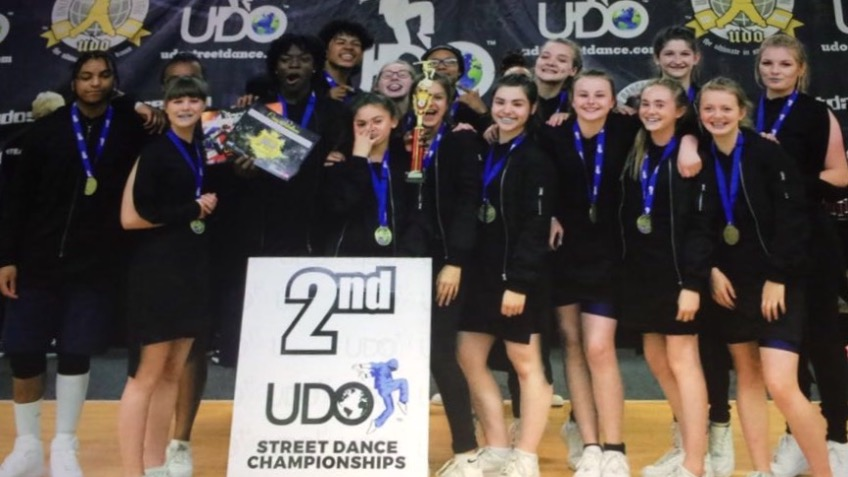 e49a1d169 Help get Krush to UDO World Championships - a Arts crowdfunding project in  Glasgow by josie-norman