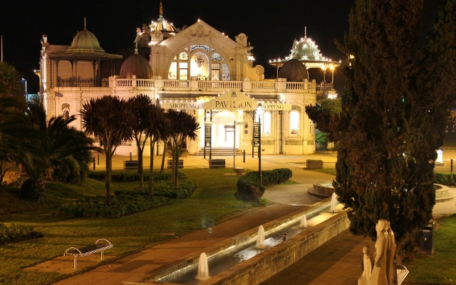 Torquay Pavilion Fighting Fund