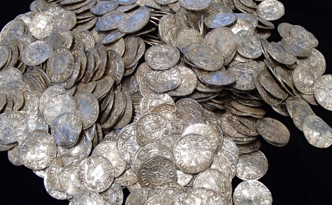 Save the lenborough hoard - bucks county museum image