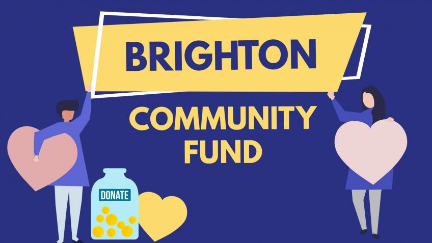 Brighton community fund