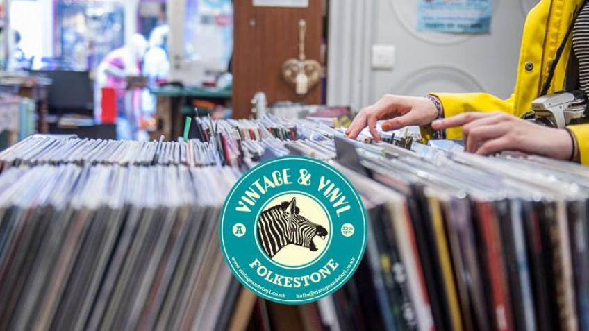 Bank Yourself Some Vinyl Records